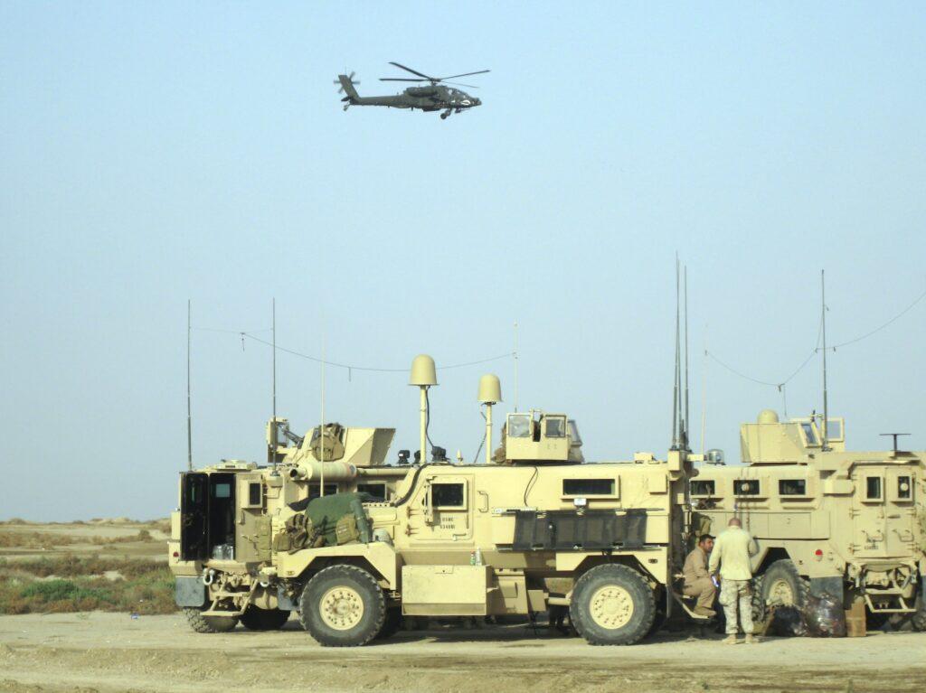 Operation in Iraq