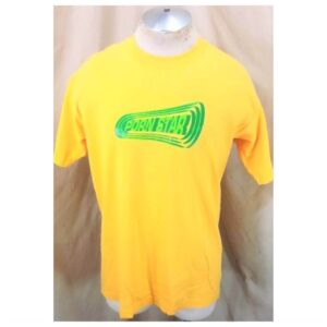 Vintage 90's Porn Star Clothing Brand (Large) Classic Skateboard Graphic T-Shirt (Main)