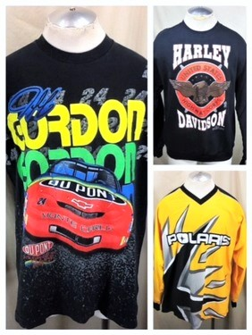 Vintage Gear Heads Clothing