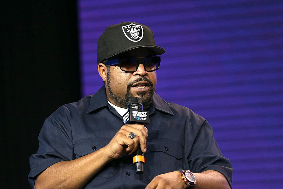 Ice Cube Collaborates With Trump Administration on Plan to Address Black Americans' Financial Concerns