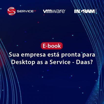 E-book – Sua empresa está pronta para Desktop as a Service – DaaS?