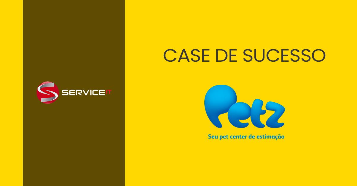 Service IT moderniza a infraestrutura tecnológica da Petz