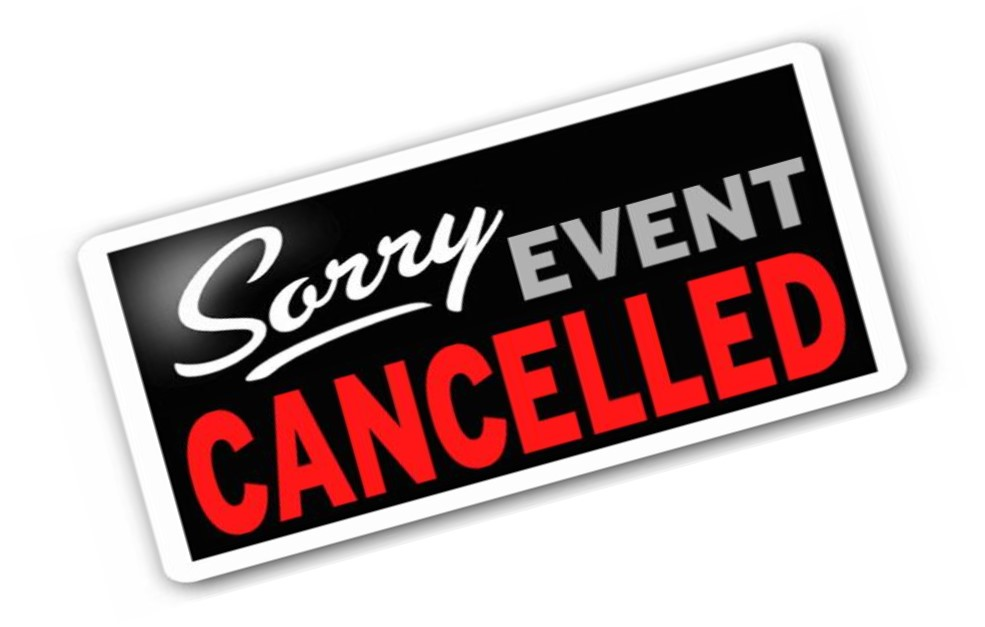 2021 Event Cancelled