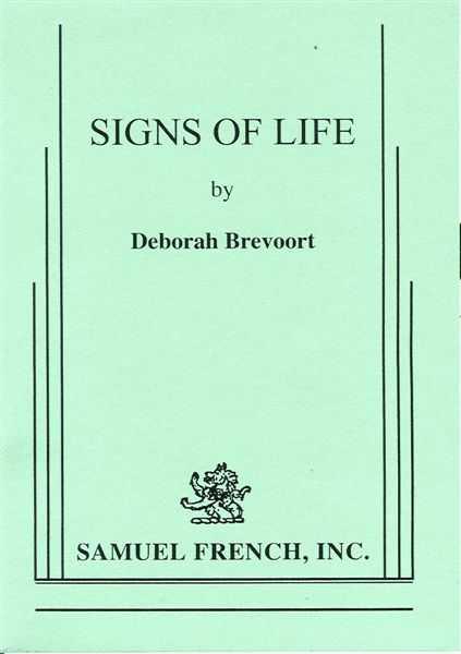 Signs Of Life script