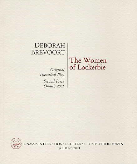The Women Of Lockerbie - Onassis script