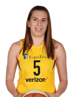 #3 Jolene Anderson