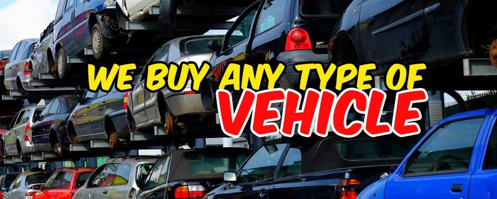 we buy any type of vehicle