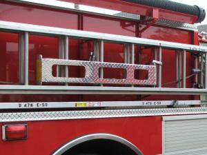 ROS Platform on a firetruck