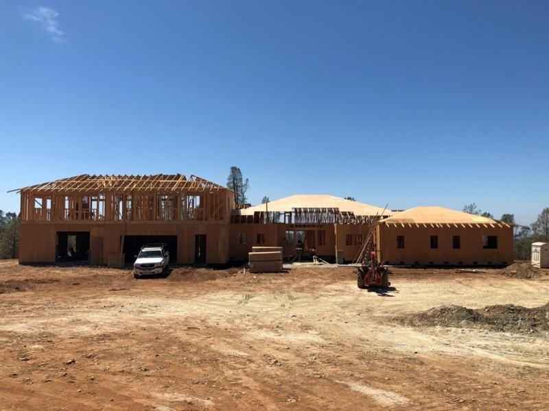 Owner/CBP Design – New Home