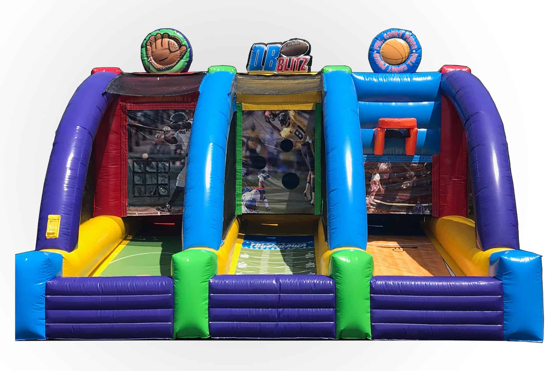 Inflatable Game Rentals Nashville TN