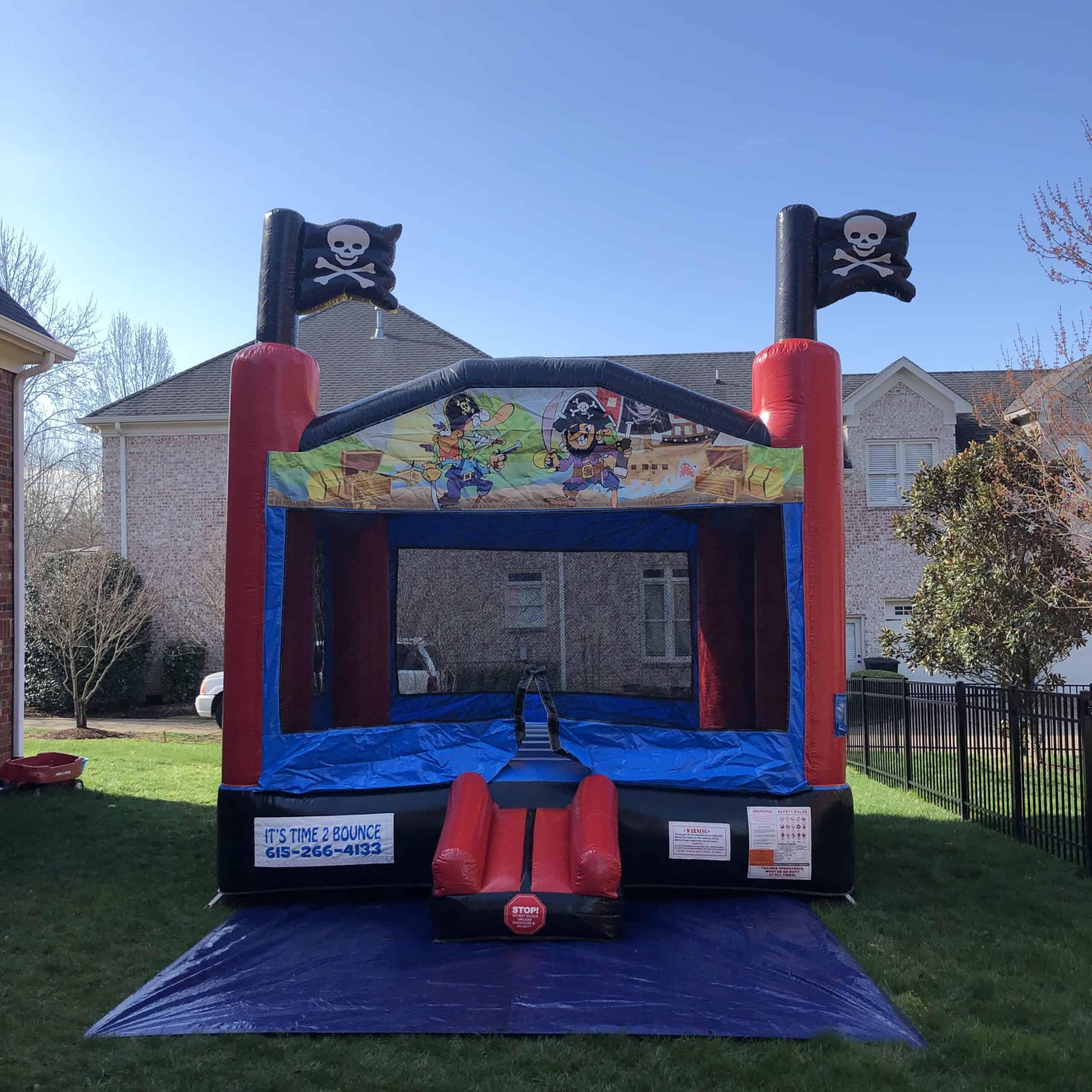 Pirate Bounce House Rental Nashville TN