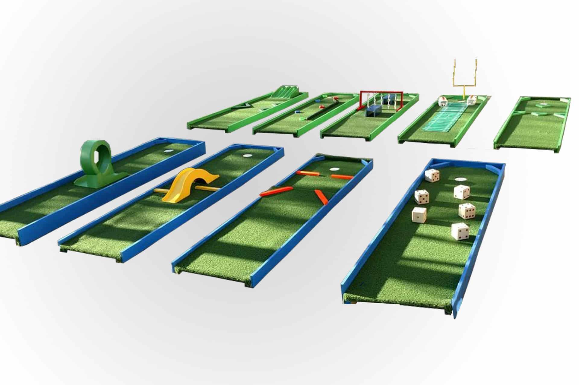 Mini Golf 9 Holes
