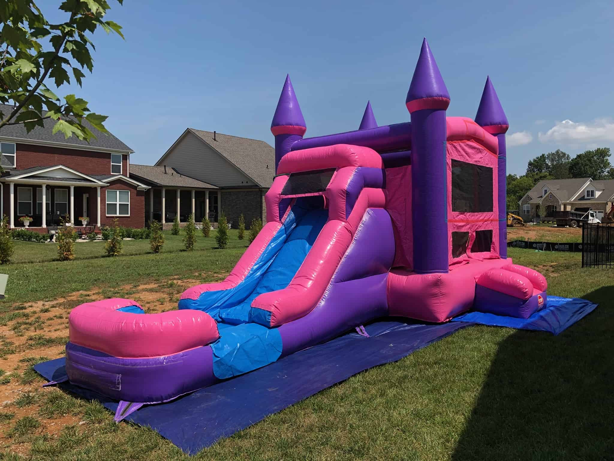 Bounce House Rentals Nashville from It's Time 2 Bounce