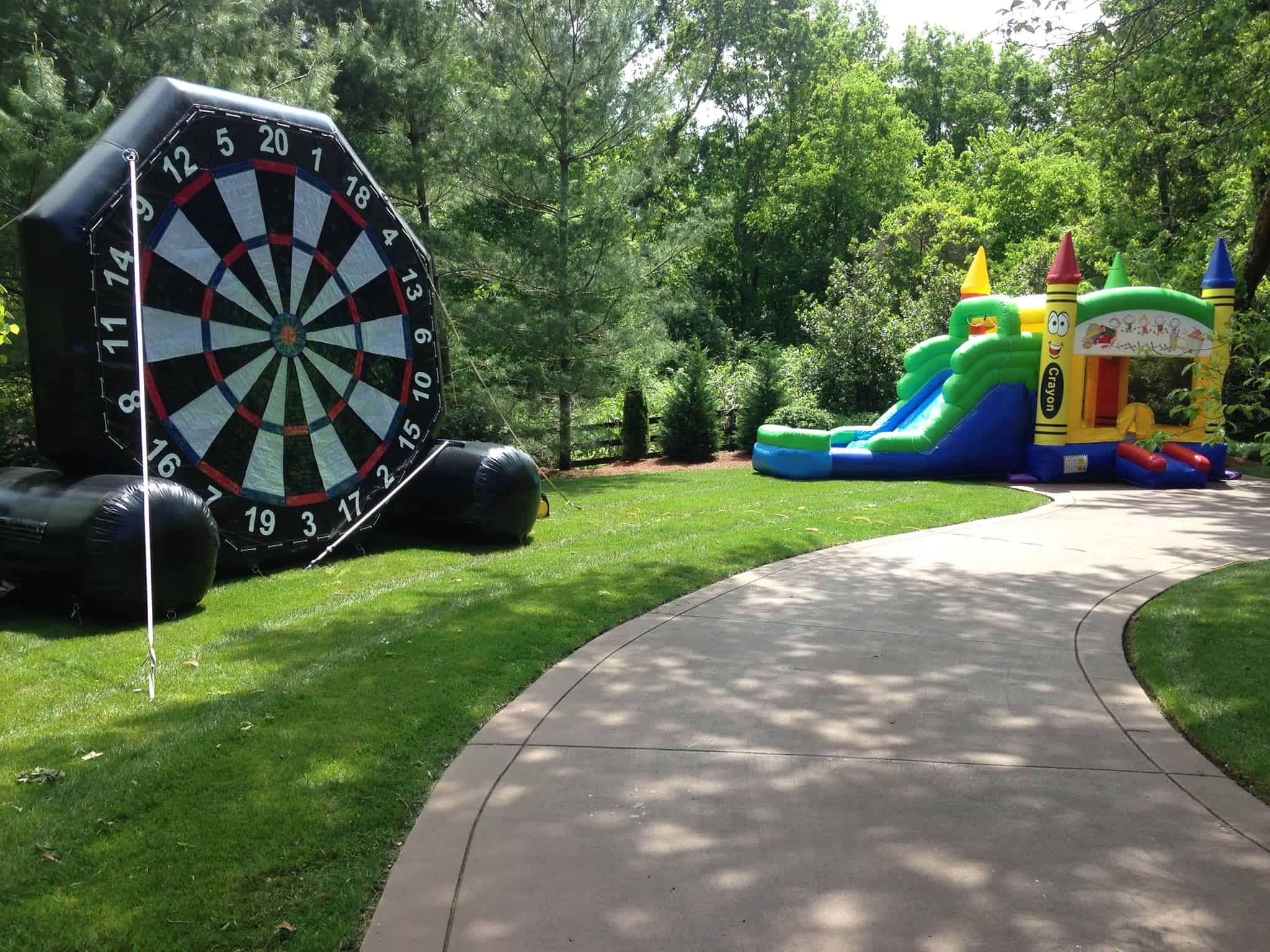 Event Rentals in Brentwood, TN from It's Time 2 Bounce