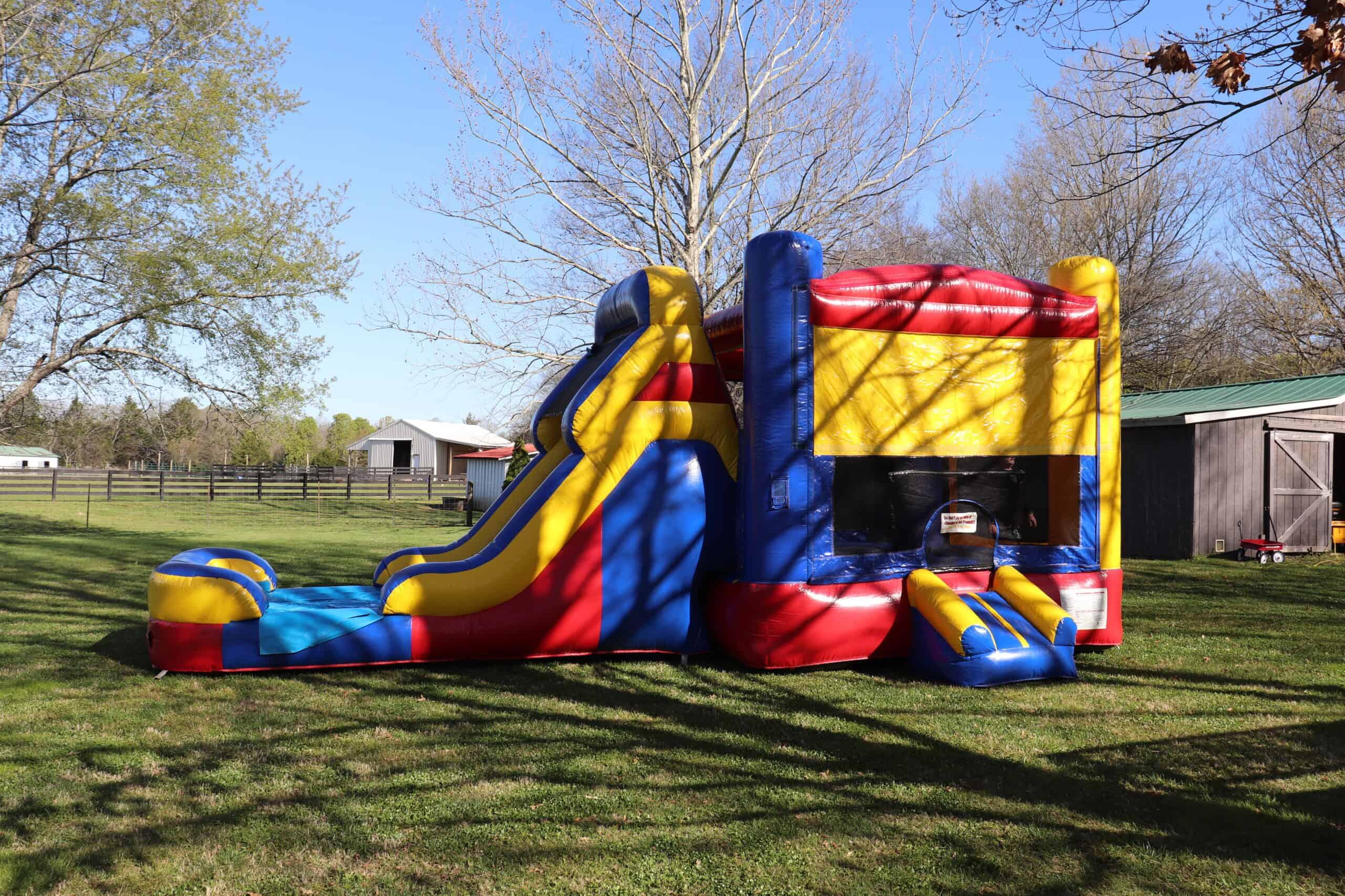 Combo Bounce House Rental Clarksville TN