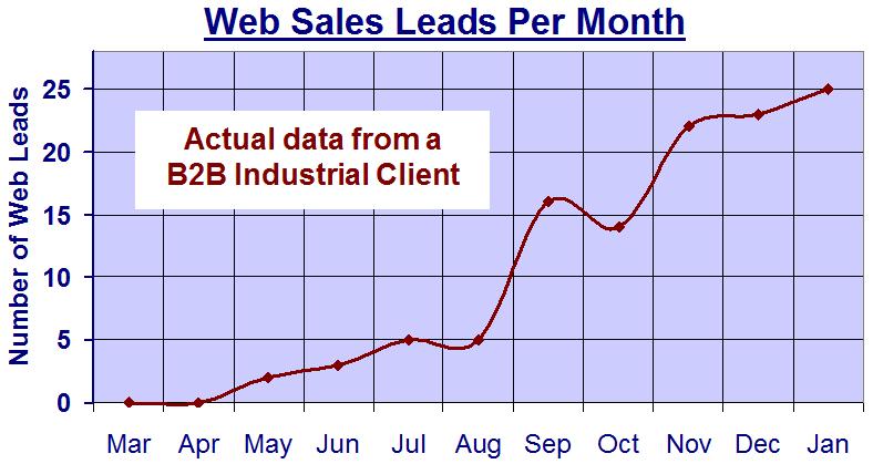 Website Sales Leads