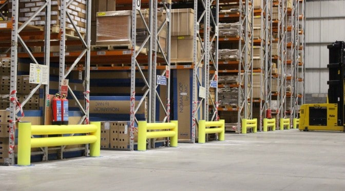 Safety barriers Supplier in UAE