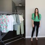 how to wear green this summer