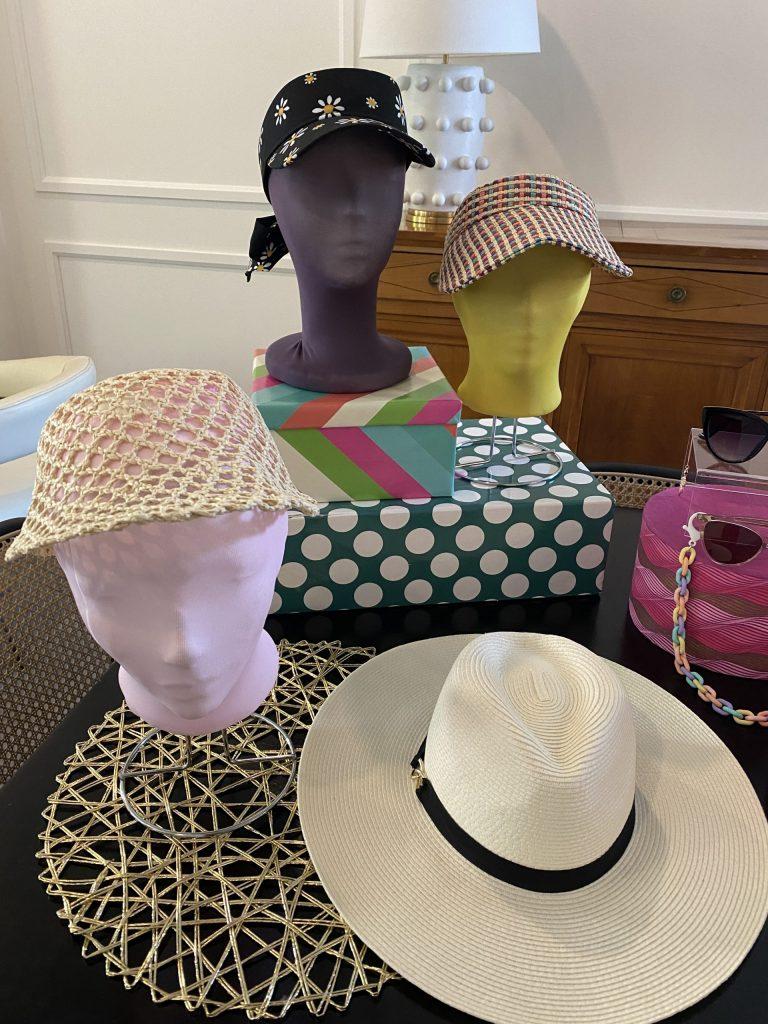 favourite summer accessories hats