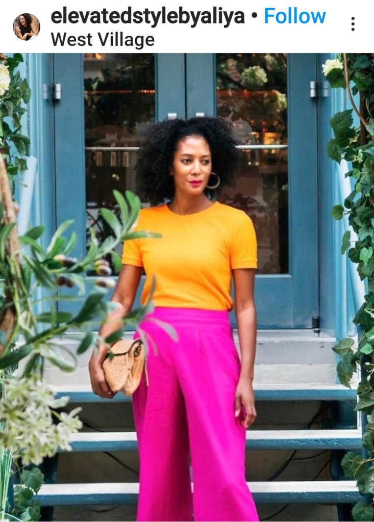 how to wear pink this summer