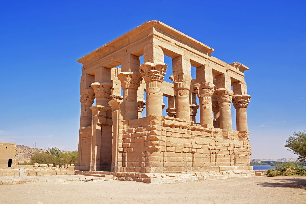 Arrival Day: (Monday, Wednesday or Friday) Philae Temple , High Dam , Unfinished Obelisk