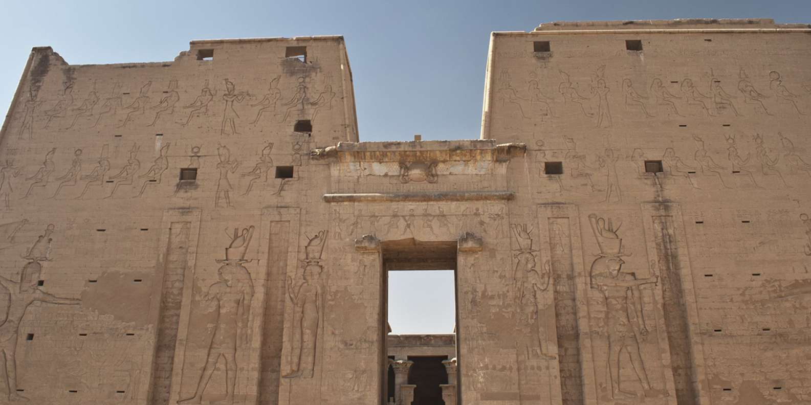 Day 3: Edfu Temple / Sailing to Luxor / Karnak and Luxor Temples