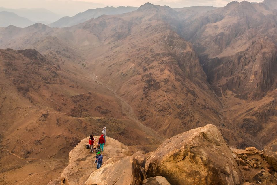 St. Catherine Tour from Sharm El Sheikh