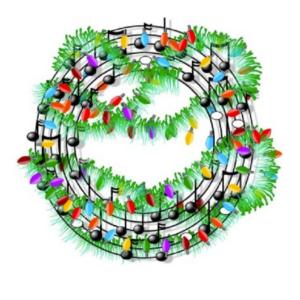 silent night Christmas lds choir sheet music hymn arrangements piano