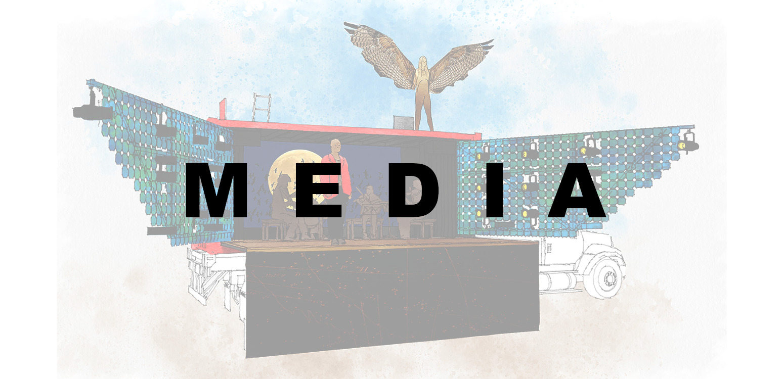 MEDIA AND PRESS