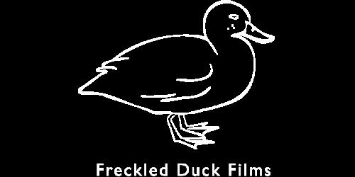 Freckled Duck logo
