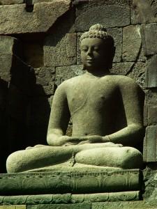 Image of Buddha in Meditation