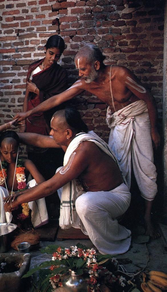 Upanayana