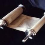 Image of a Torah roll