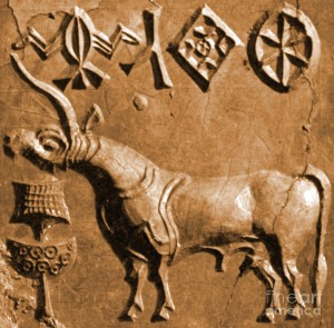indus-valley-unicorn-relief-science-source