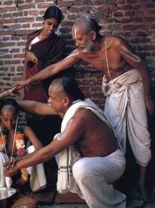 Image of thread ceremony for Brahmana