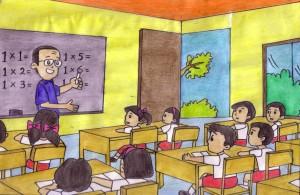 Guru as Teacher
