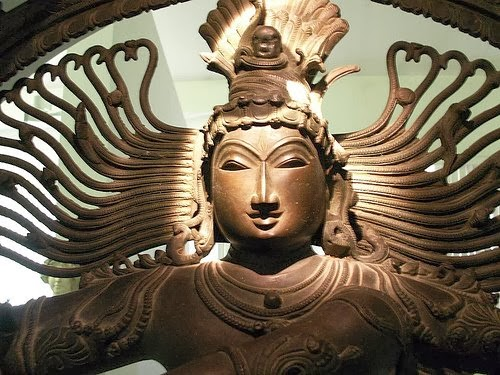 An Image of Natya Raja