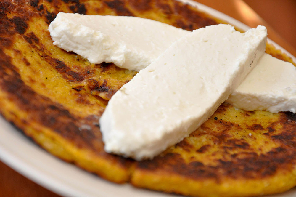 AN AREPA FOR EVERY MEAL
