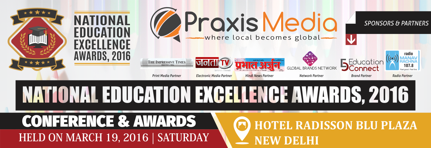 National Education Excellence Awards, 2016