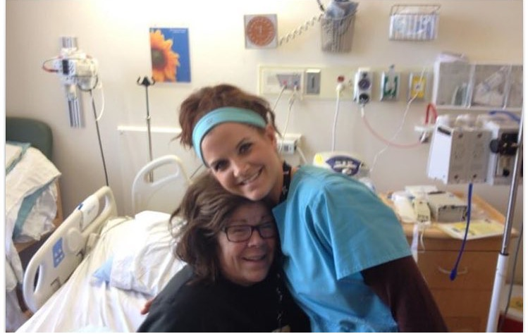 Healed From the Inside Out – Dana's Story