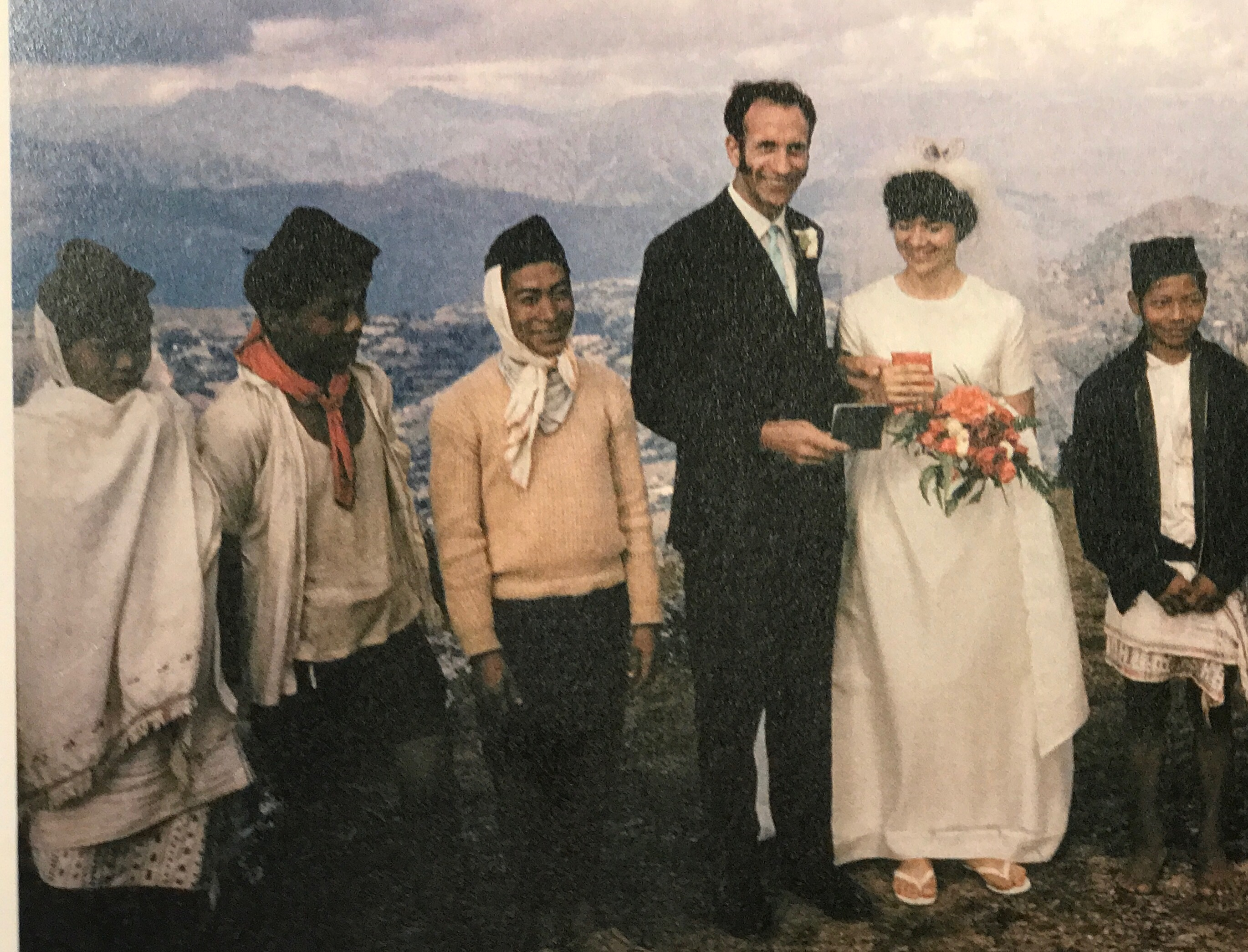 Marcella's Story – A Missionary Adventure