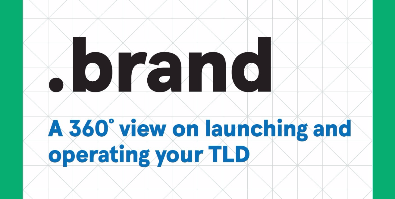 guide to launching a dotbrand .brand
