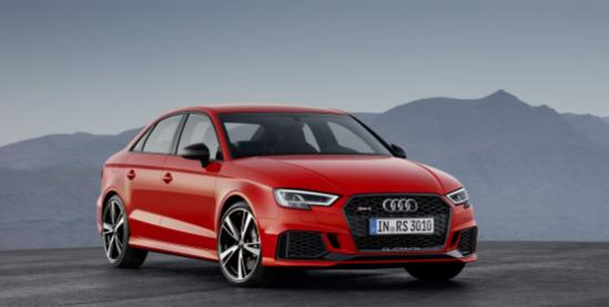 Audi A3 dotbrand website