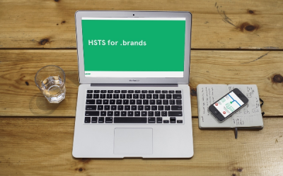 Webcast: How to implement HSTS on your .brand TLD