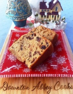 A taste of Britain at your Christmas tea