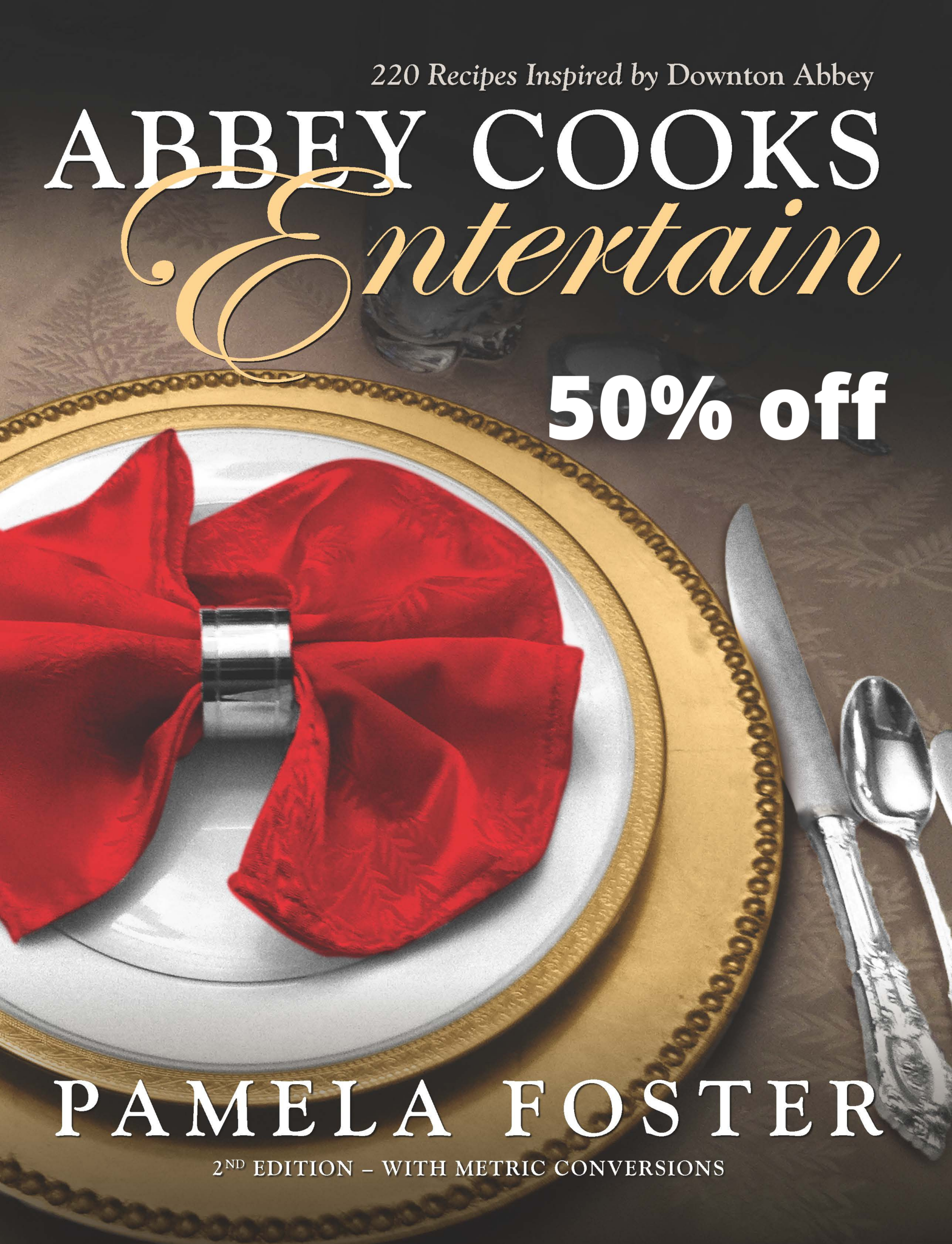 Download my signed ebooks, now 50% off