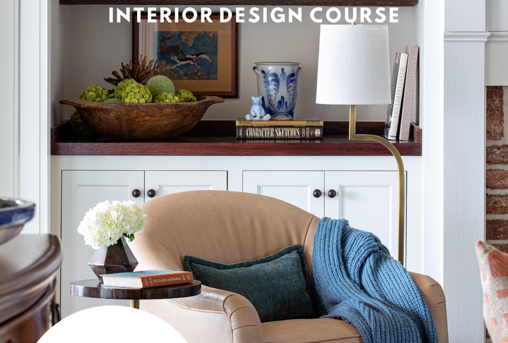 What's in the Chic, Kid-Proof Living Rooms course?