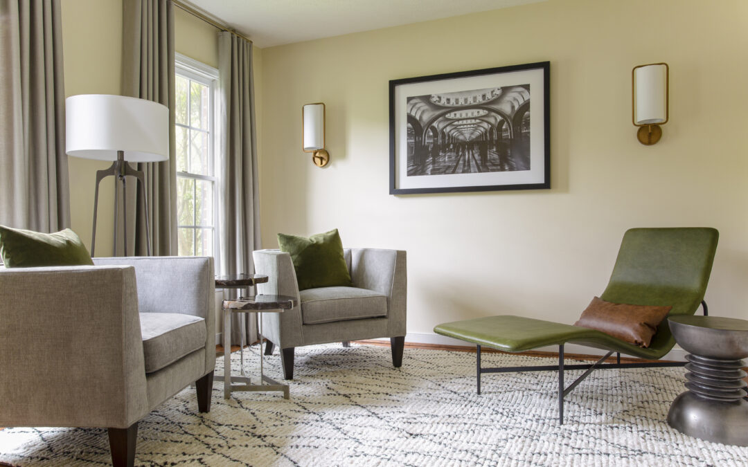 How long does an interior design project take?