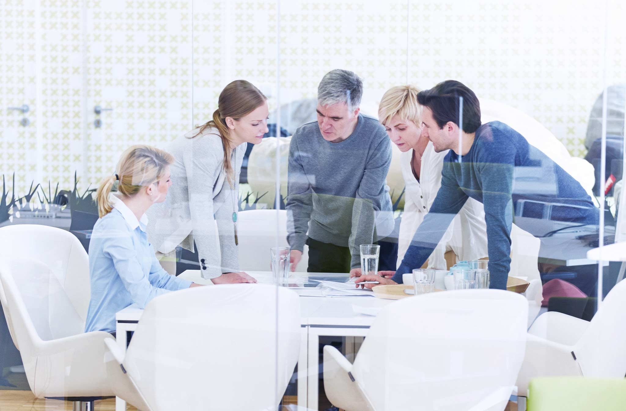 Developing Employees…