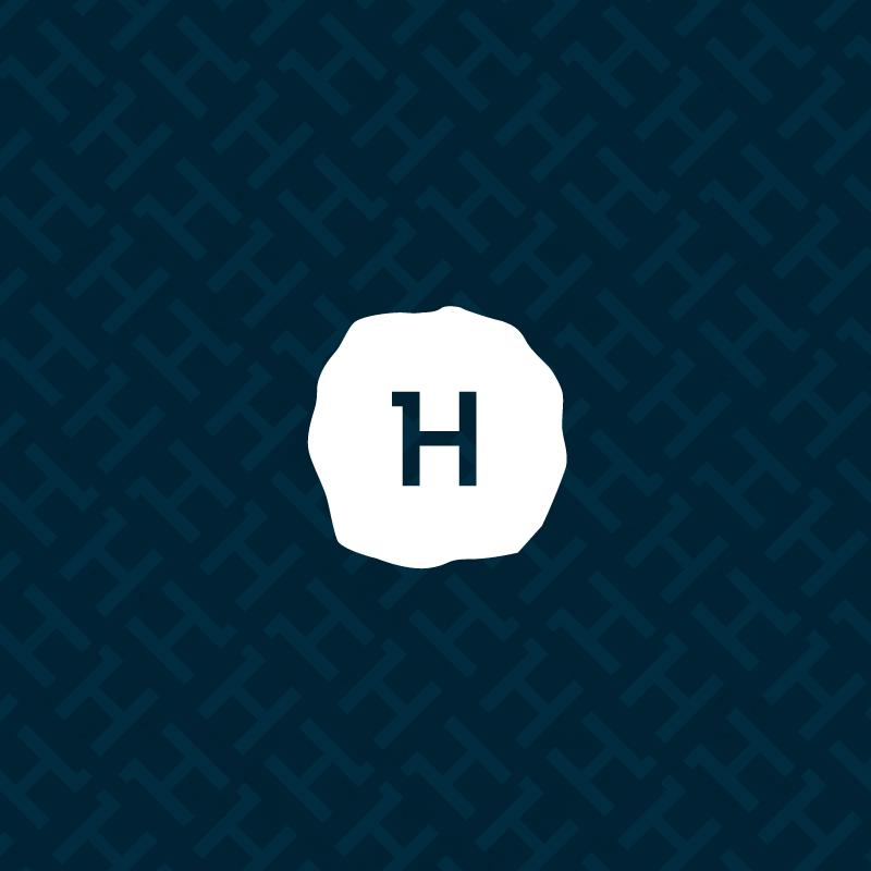 Harmonwell Navy Pattern